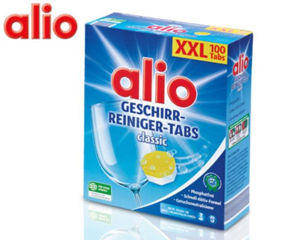 Viên rửa bát Alio Classic 100 viên