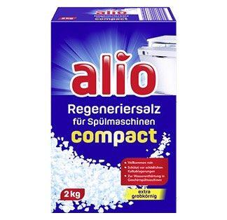 Muối rửa bát Alio 2kg