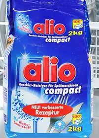Bột rửa bát alio 2kg phân phối chính hãng bởi imp Hà Nội