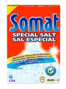 Muối rửa bát Somat 1.2 kg, nhập khẩu chính hãng, phân phối bởi Imp