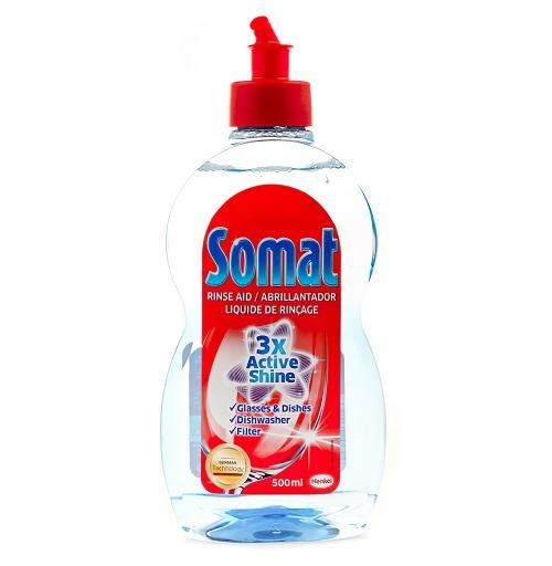 Nước làm bóng Somat 500ml