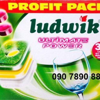 Viên rửa bát Ludwik nhập khẩu chính hãng Ba Lan, phân phối bởi Imp Hà Nội