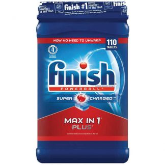 vien rua bat finish max in 1 plus 110 vien