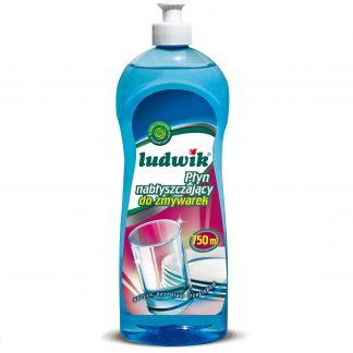 Nước làm bóng Ludwik, chất trợ xả