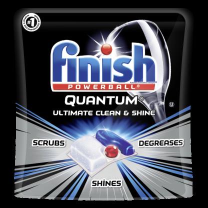 Viên rửa bát finish quantum Ultimate 68 viên